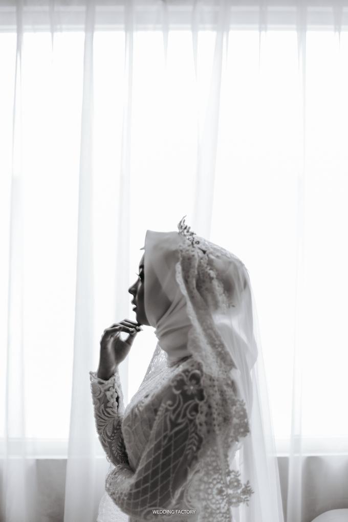 Syafiera + Rizky Wedding by Wedding Factory - 013