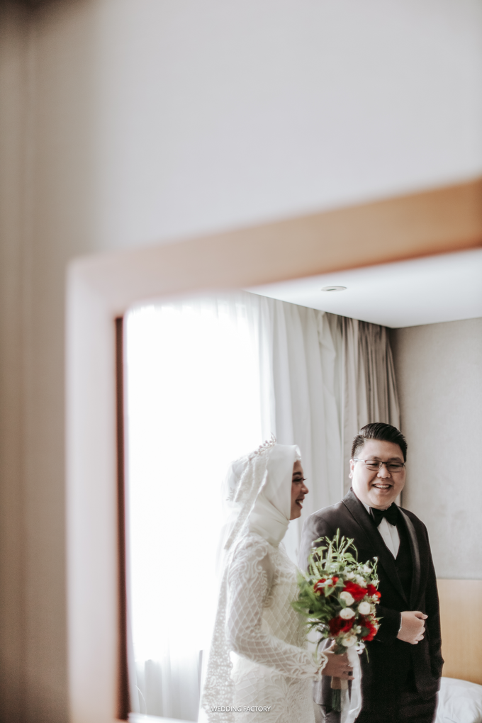 Syafiera + Rizky Wedding by Wedding Factory - 014