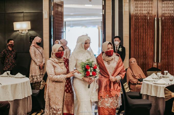 Syafiera + Rizky Wedding by Wedding Factory - 015