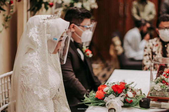 Syafiera + Rizky Wedding by Wedding Factory - 016