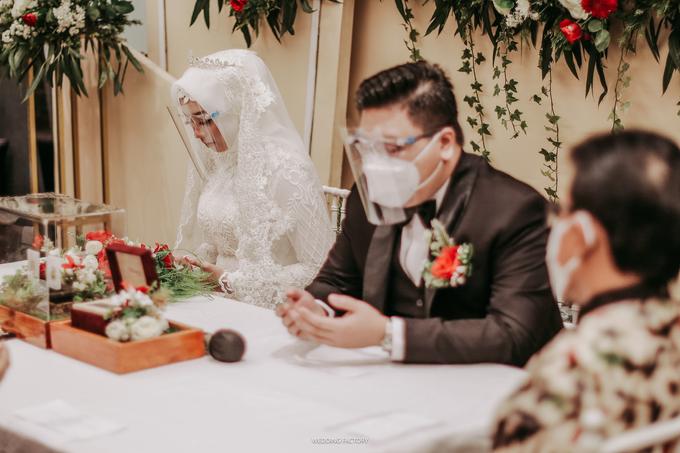 Syafiera + Rizky Wedding by Wedding Factory - 018