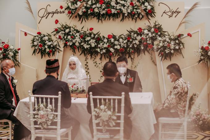 Syafiera + Rizky Wedding by Wedding Factory - 019