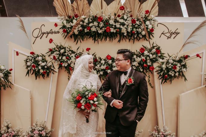 Syafiera + Rizky Wedding by Wedding Factory - 021