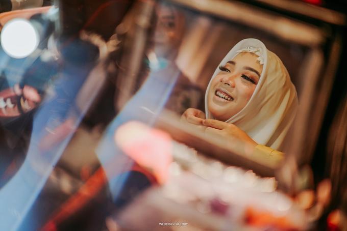 Syafiera + Rizky Wedding by Wedding Factory - 023