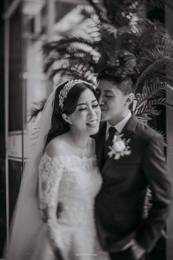 Andry + Grace Wedding by Wedding Factory - 001