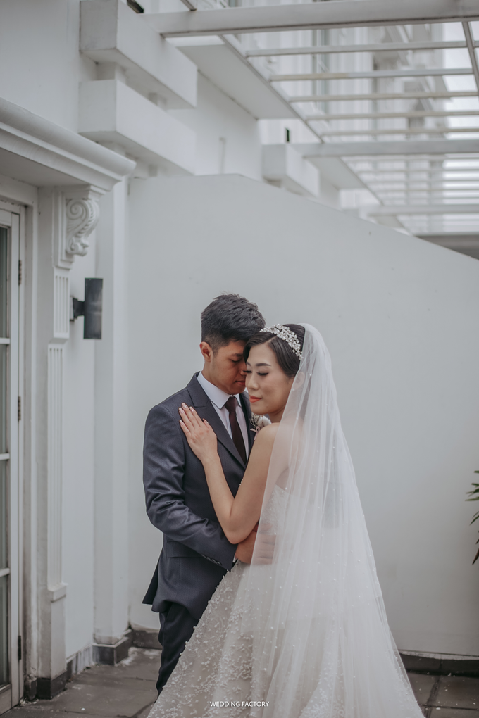 Andry + Grace Wedding by Wedding Factory - 007