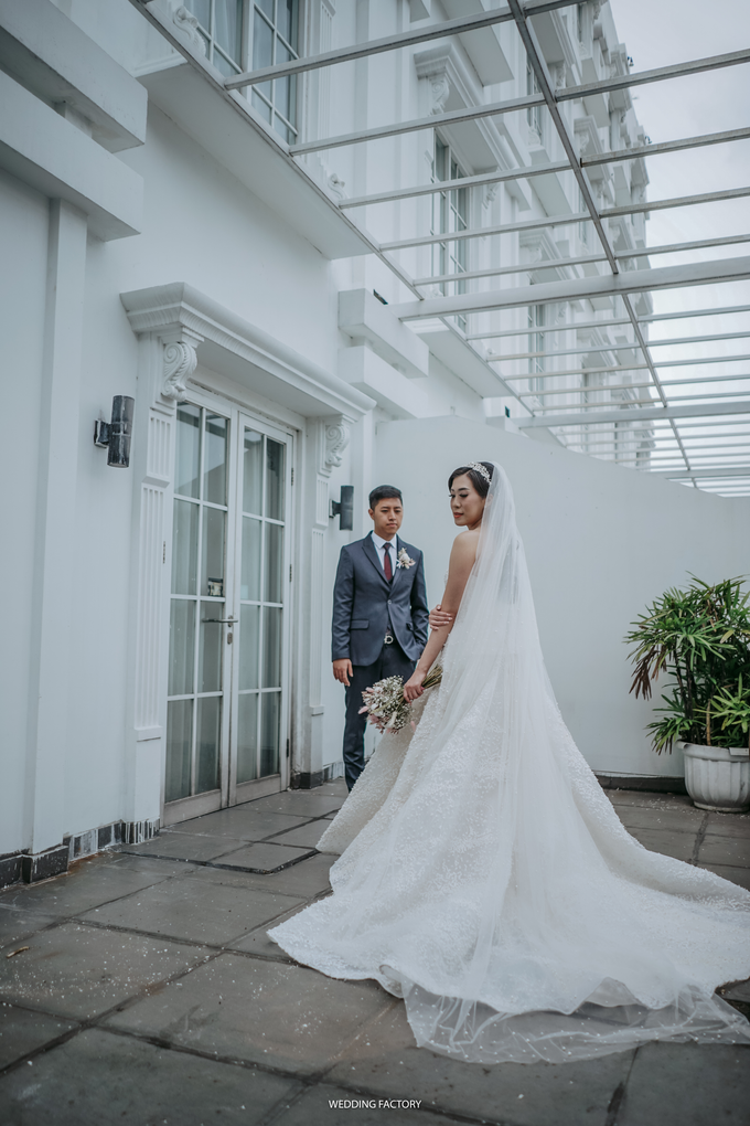 Andry + Grace Wedding by Wedding Factory - 009
