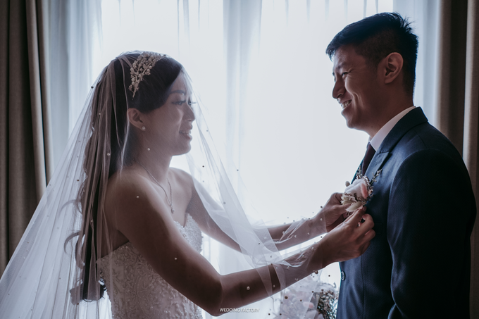 Andry + Grace Wedding by Wedding Factory - 010