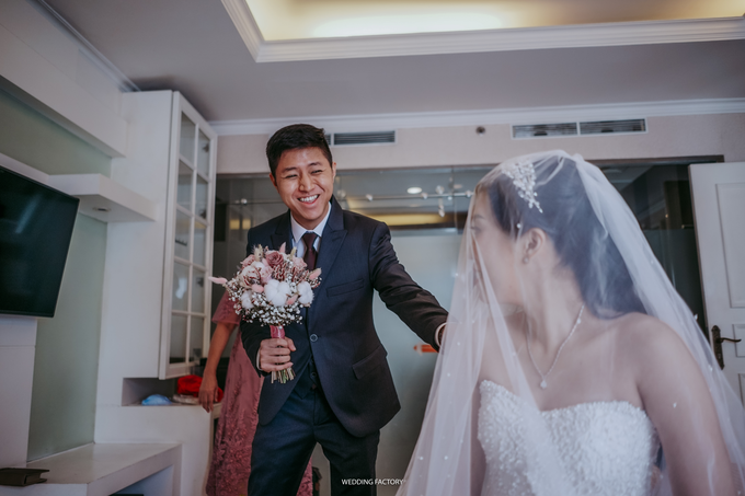 Andry + Grace Wedding by Wedding Factory - 011