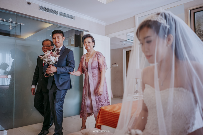Andry + Grace Wedding by Wedding Factory - 012