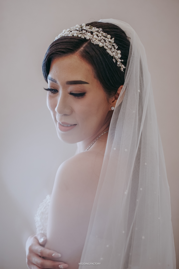 Andry + Grace Wedding by Wedding Factory - 013