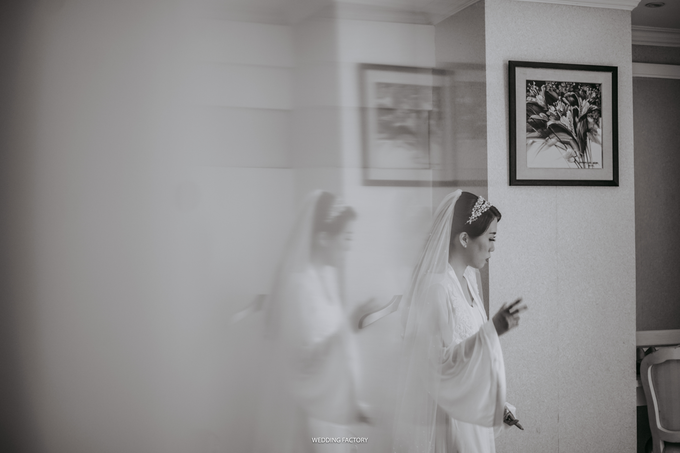 Andry + Grace Wedding by Wedding Factory - 015