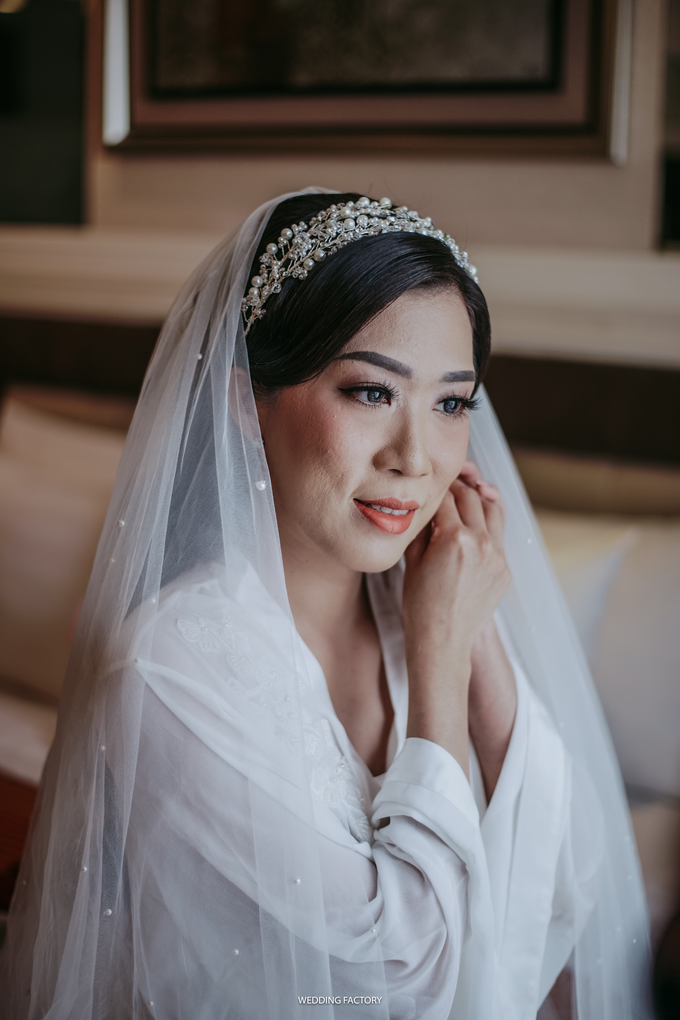 Andry + Grace Wedding by Wedding Factory - 017