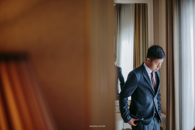 Andry + Grace Wedding by Wedding Factory - 018
