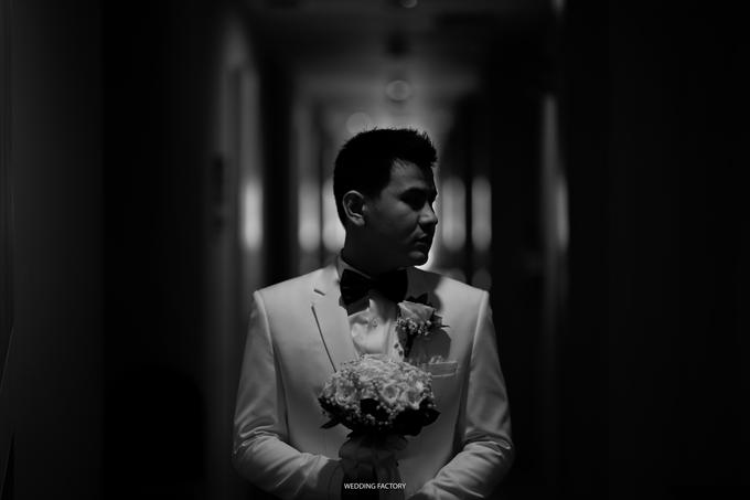Robert + Silvia Wedding by Wedding Factory - 002