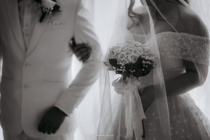 Robert + Silvia Wedding by Wedding Factory - 003