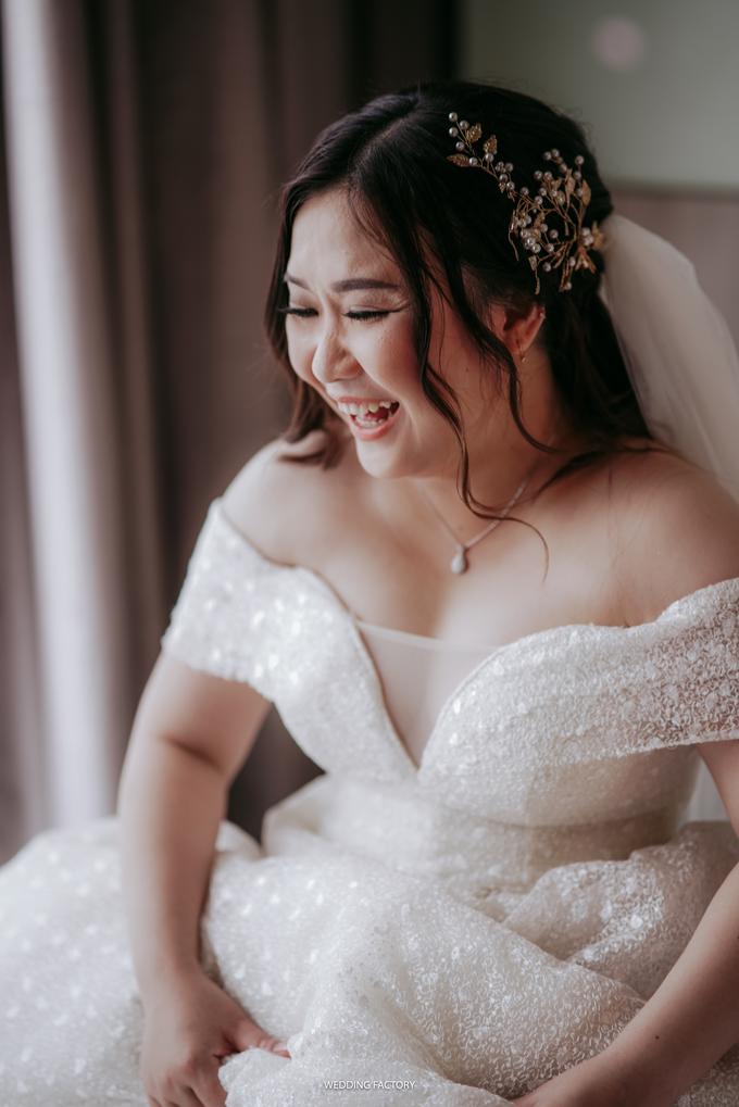 Robert + Silvia Wedding by Wedding Factory - 004