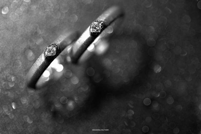 Robert + Silvia Wedding by Wedding Factory - 005
