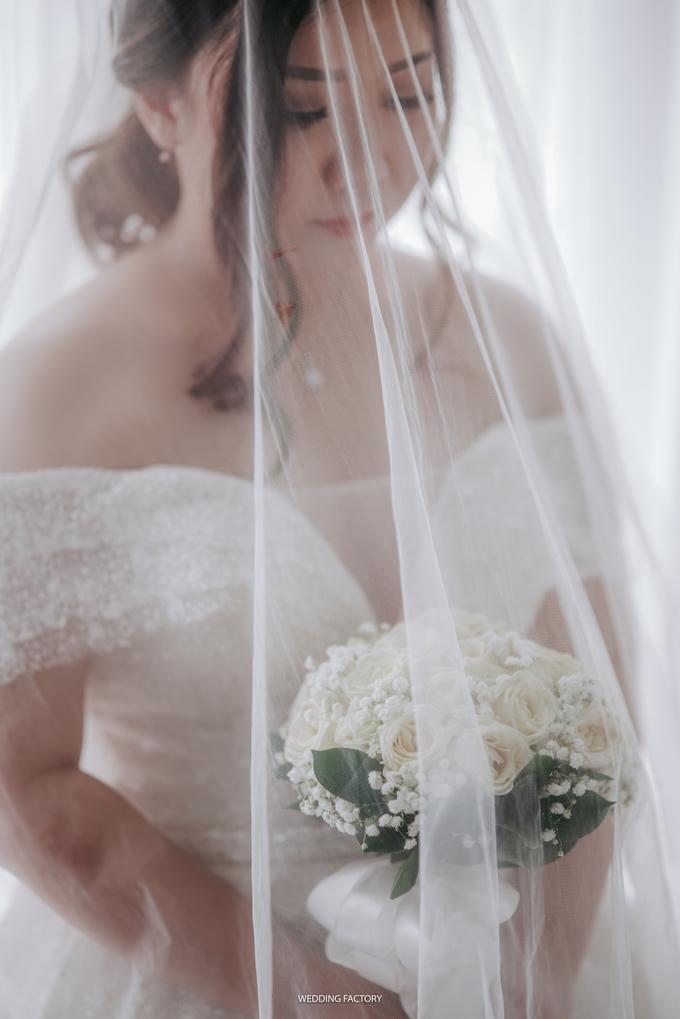 Robert + Silvia Wedding by Wedding Factory - 006