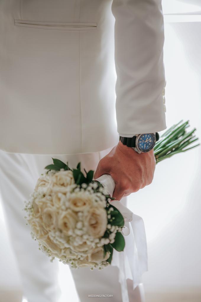 Robert + Silvia Wedding by Wedding Factory - 010