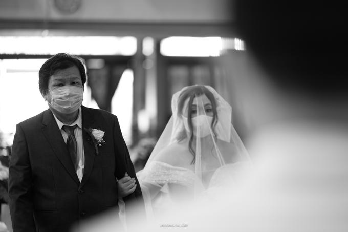 Robert + Silvia Wedding by Wedding Factory - 011