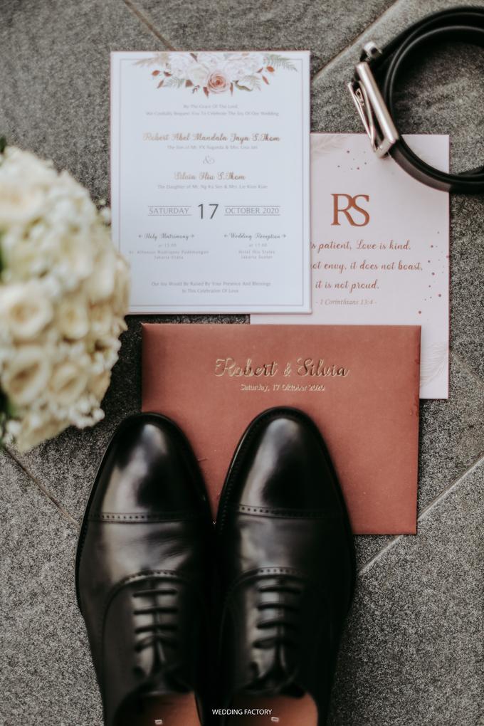 Robert + Silvia Wedding by Wedding Factory - 015