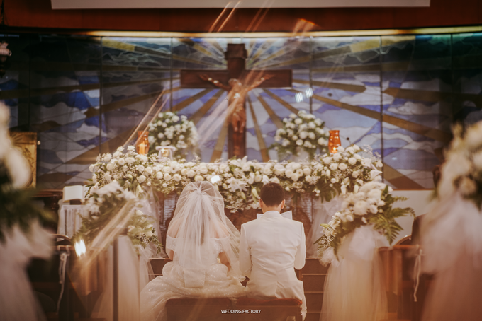 Robert + Silvia Wedding by Wedding Factory - 016
