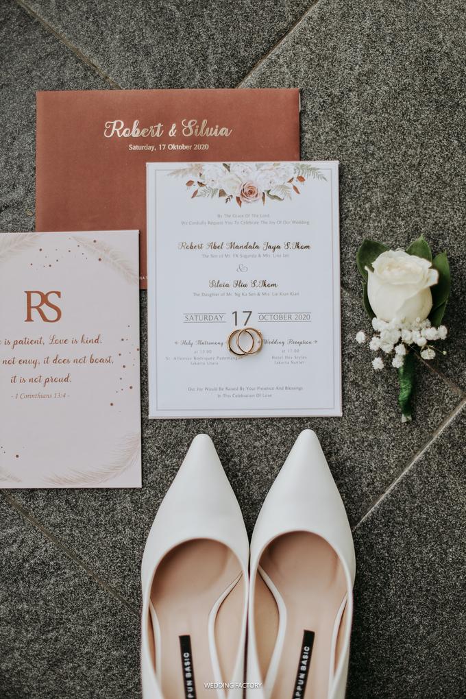 Robert + Silvia Wedding by Wedding Factory - 019