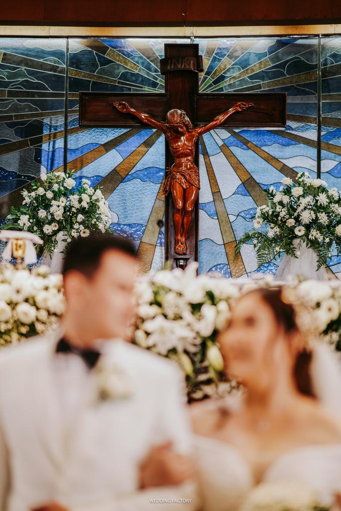 Robert + Silvia Wedding by Wedding Factory - 021