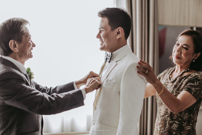 Robert + Silvia Wedding by Wedding Factory - 031