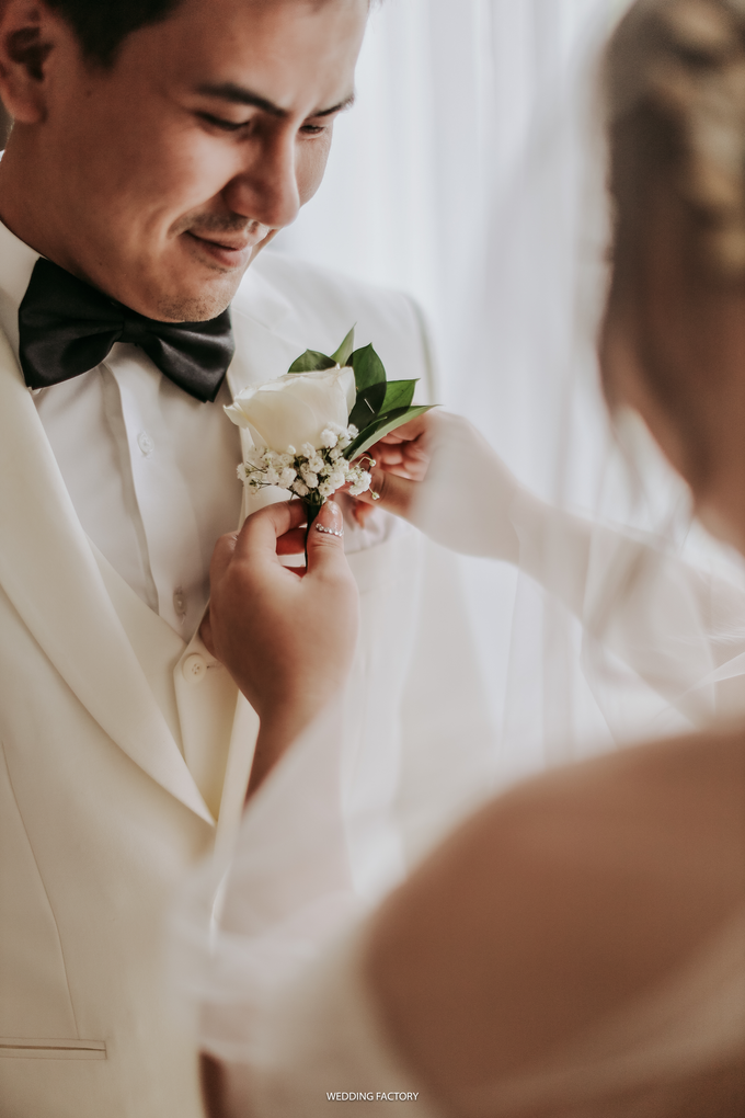 Robert + Silvia Wedding by Wedding Factory - 034