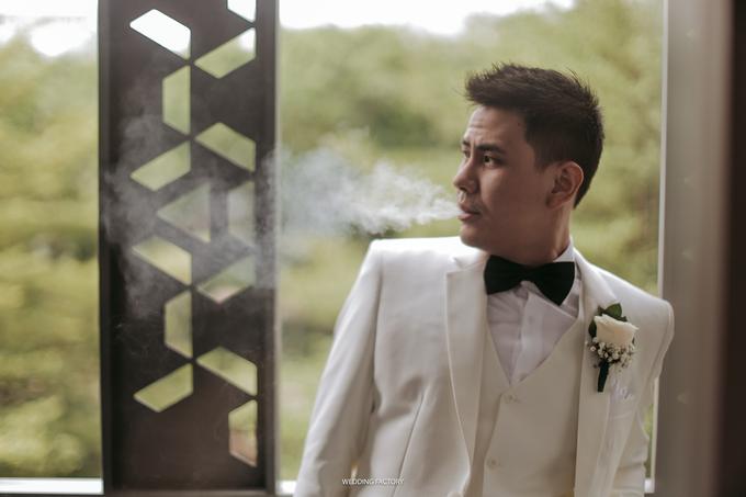 Robert + Silvia Wedding by Wedding Factory - 039