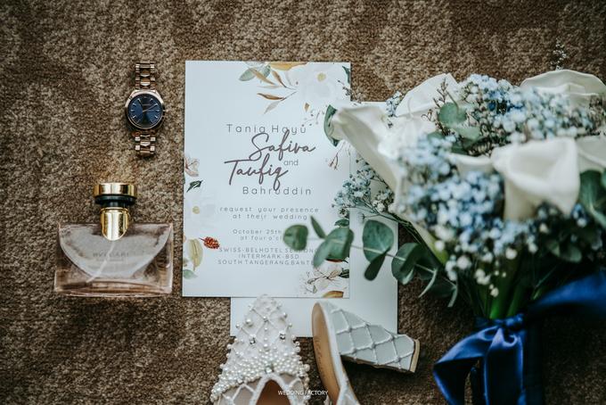 Taufiq + Safira Wedding by Wedding Factory - 002