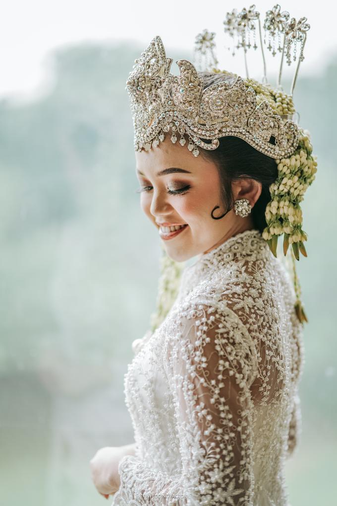 Taufiq + Safira Wedding by Wedding Factory - 007