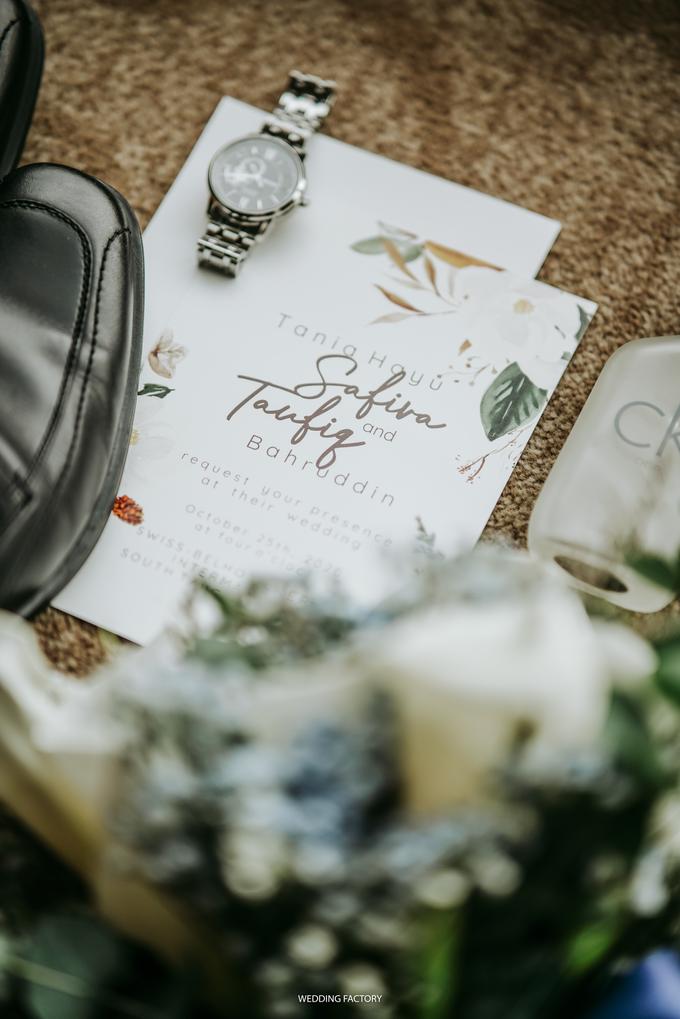 Taufiq + Safira Wedding by Wedding Factory - 010
