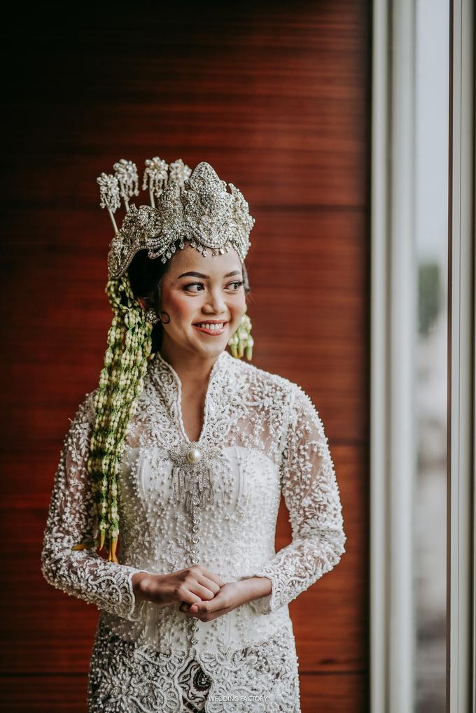 Taufiq + Safira Wedding by Wedding Factory - 013