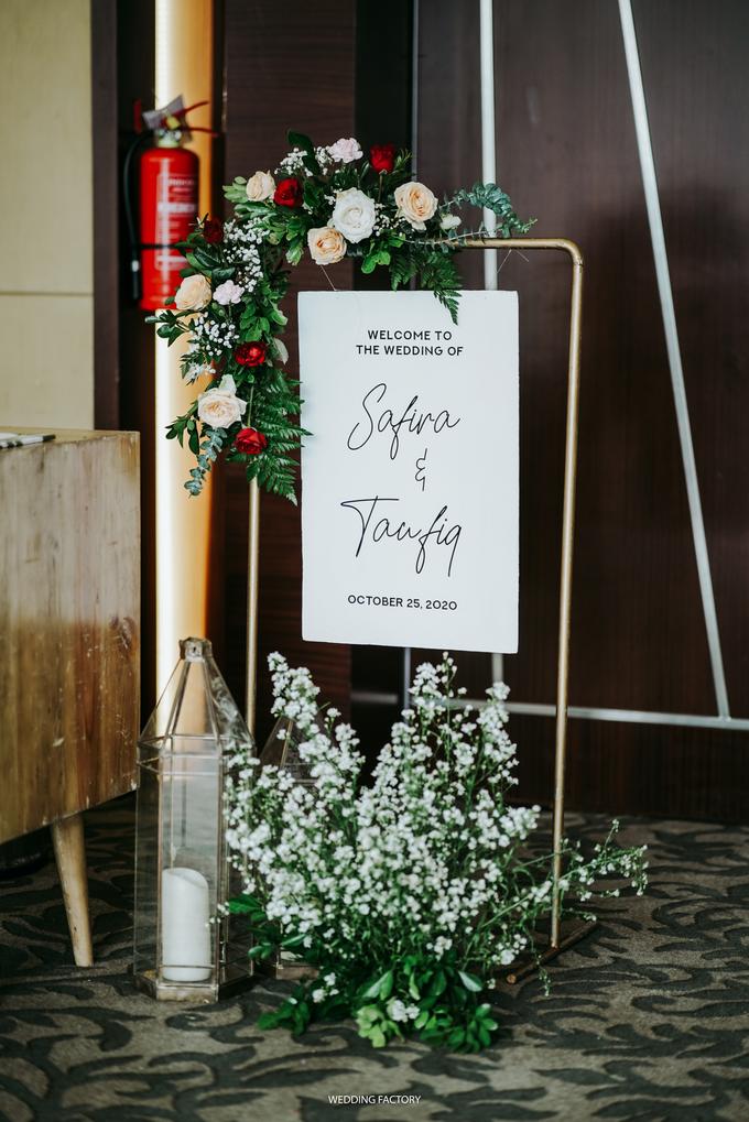 Taufiq + Safira Wedding by Wedding Factory - 015