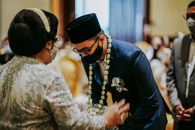 Taufiq + Safira Wedding by Wedding Factory - 017