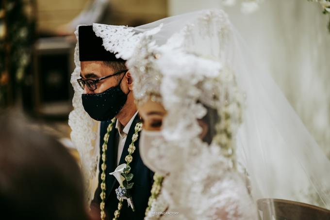 Taufiq + Safira Wedding by Wedding Factory - 019