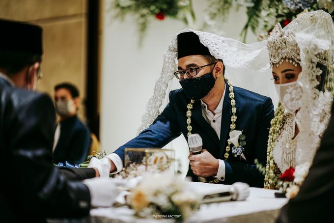 Taufiq + Safira Wedding by Wedding Factory - 021