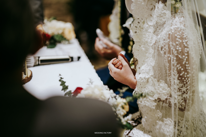 Taufiq + Safira Wedding by Wedding Factory - 024