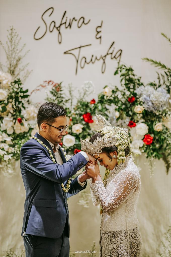 Taufiq + Safira Wedding by Wedding Factory - 032