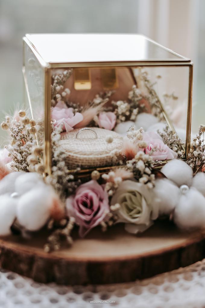 Taufiq + Safira Wedding by Wedding Factory - 034