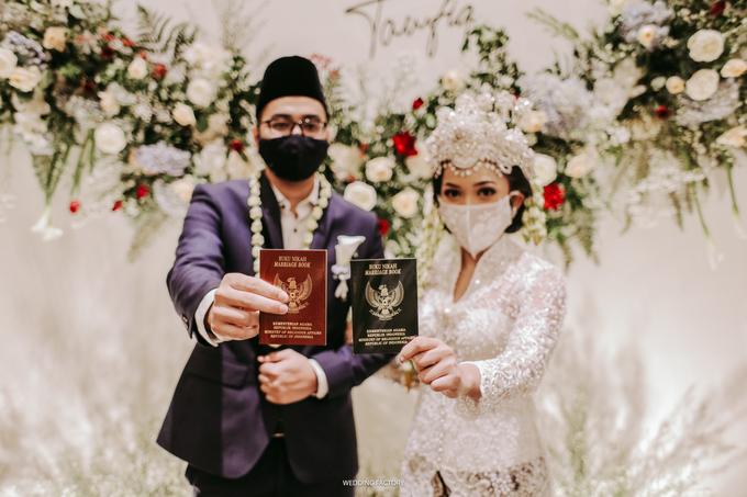 Taufiq + Safira Wedding by Wedding Factory - 040