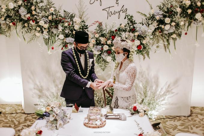 Taufiq + Safira Wedding by Wedding Factory - 041