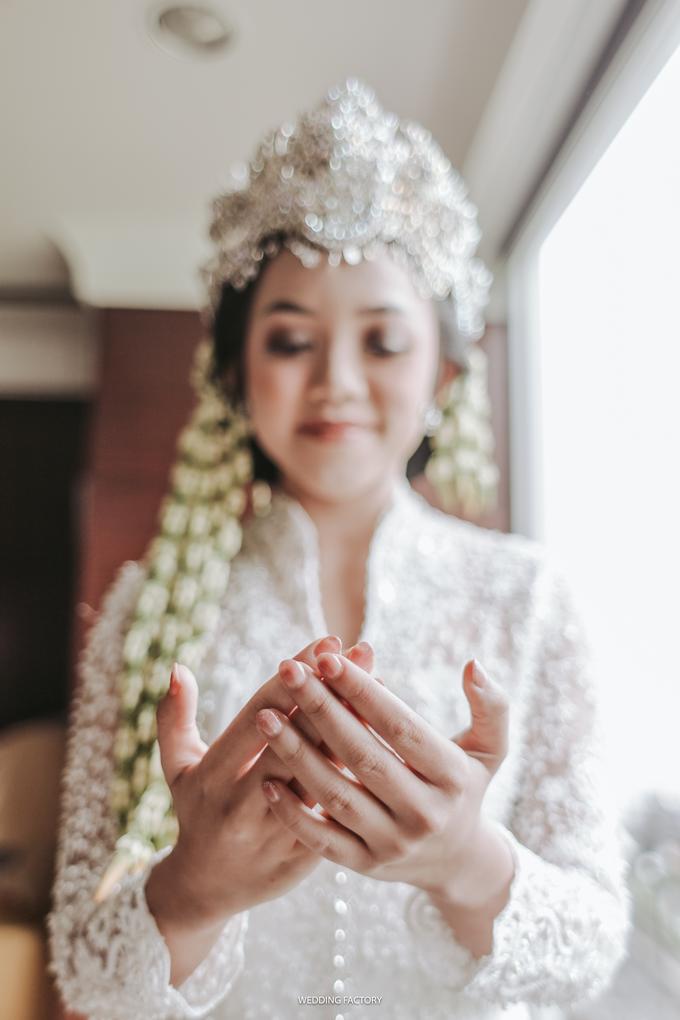 Taufiq + Safira Wedding by Wedding Factory - 042