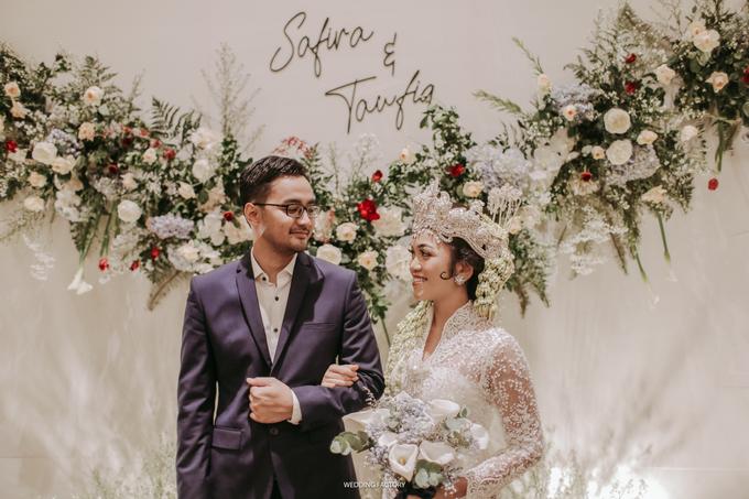 Taufiq + Safira Wedding by Wedding Factory - 044