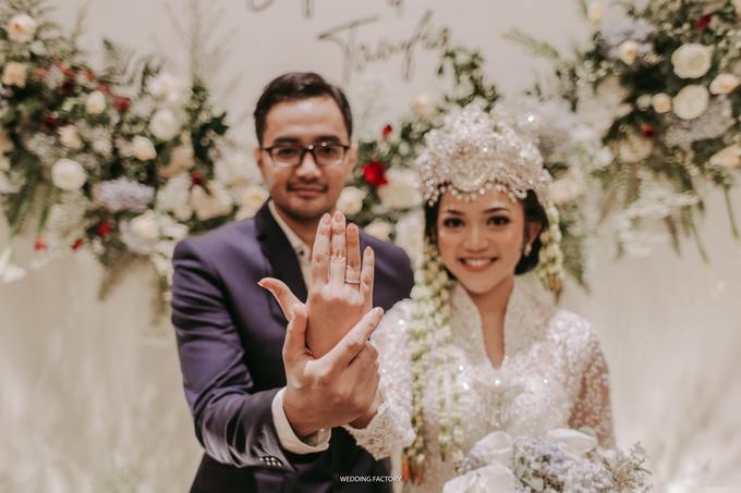 Taufiq + Safira Wedding by Wedding Factory - 045