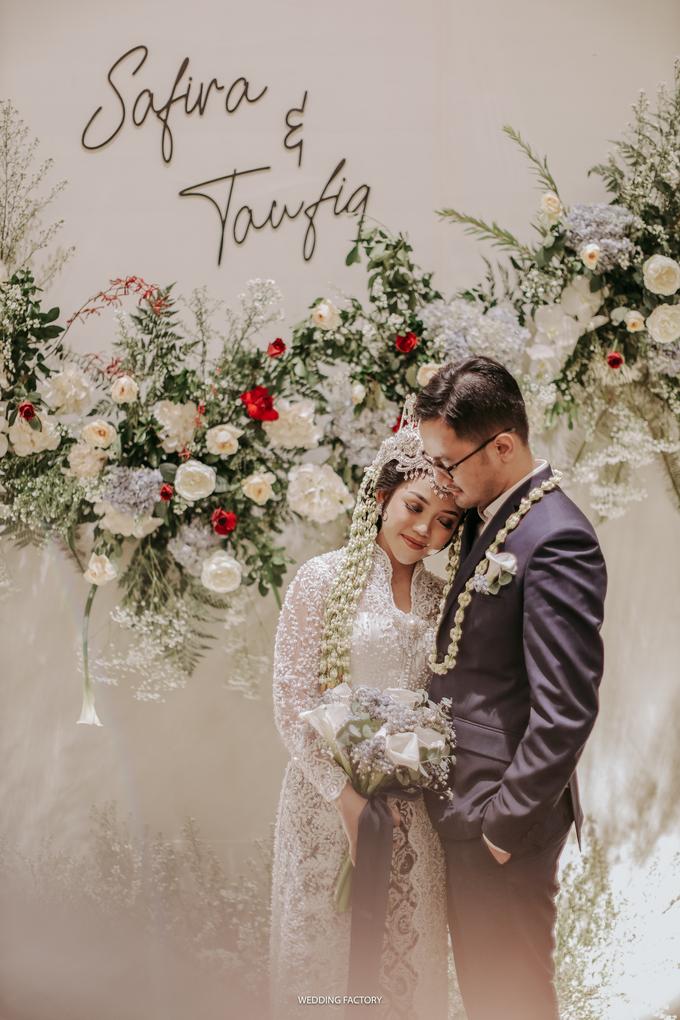 Taufiq + Safira Wedding by Wedding Factory - 046