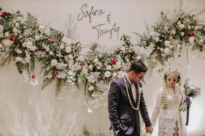 Taufiq + Safira Wedding by Wedding Factory - 050